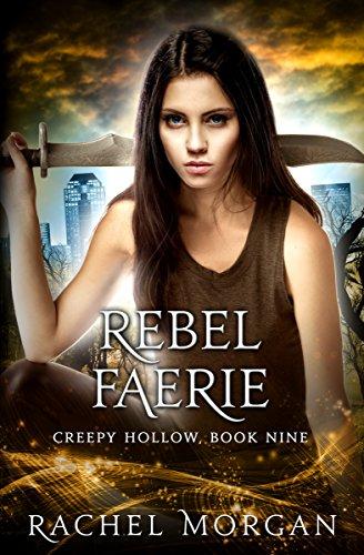 Rebel Faerie by Rachel Morgan