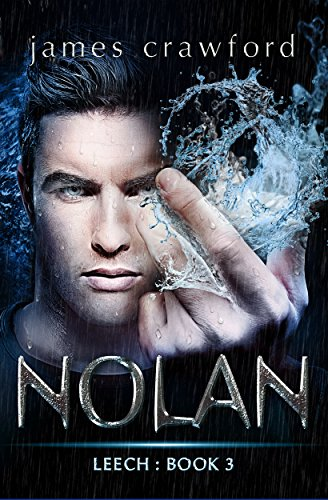 Nolan by James Crawford | books, reading, book covers, cover love, hands