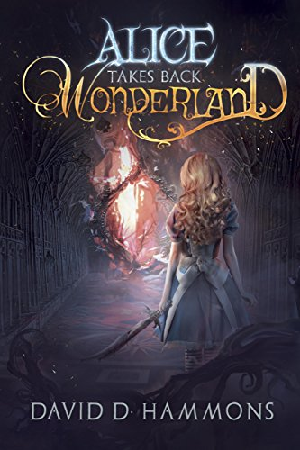Alice Takes Back Wonderland by David D. Hammons   books, reading, book covers