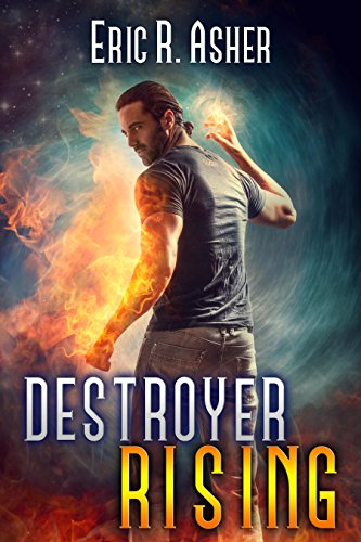 Destroyer Rising by Eric Asher | books, reading, book covers