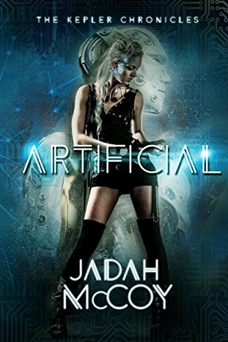 Artificial by Jadah McCoy | books, reading, book covers
