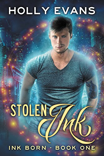 Stolen Ink by Holly Evans | reading, books