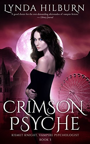 Crimson Psyche by Lynda Hilburn | books, reading, book covers