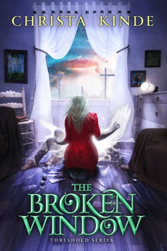 The Broken Window by Krista Kinde | books, reading, book covers