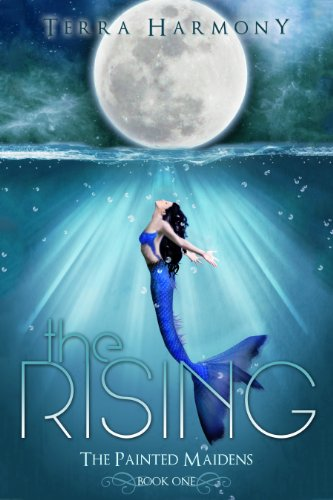 The Rising by Terra Harmony | books, reading, book covers