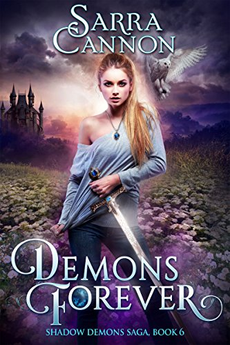 Demons Forever by Sarra Cannon | reading, books, book covers, cover love, haunted houses