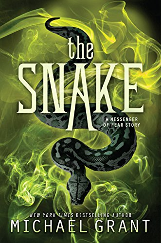The Snake by Michael Grant | books, reading, book covers