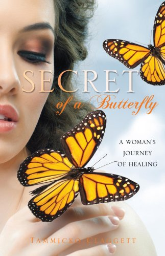 Secret of a Butterfly by Tammicko Claggett | books, reading, book covers