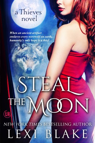 Steal the Moon by Lexi Blake | reading, books