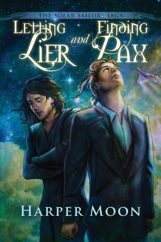 Letting Lier and Finding Pax by Harper Moon | reading, books