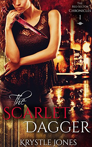 The Scarlet Dagger by Krystle Jones | books, reading, book covers