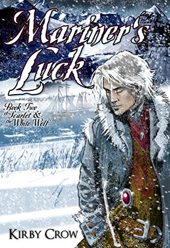 Mariner's Luck by Kirby Crow | reading, books, books covers, cover love, snow