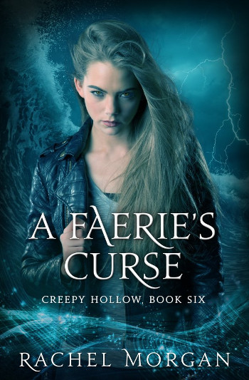 Book Review: A Faerie's Curse (Creepy Hollow Book 6) by Rachel Morgan | reading, books, book reviews, fantasy, urban fantasy, young adult, faeries