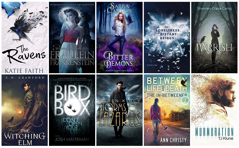 Book Covers featuring Birds   reading, books, book covers, cover love, birds