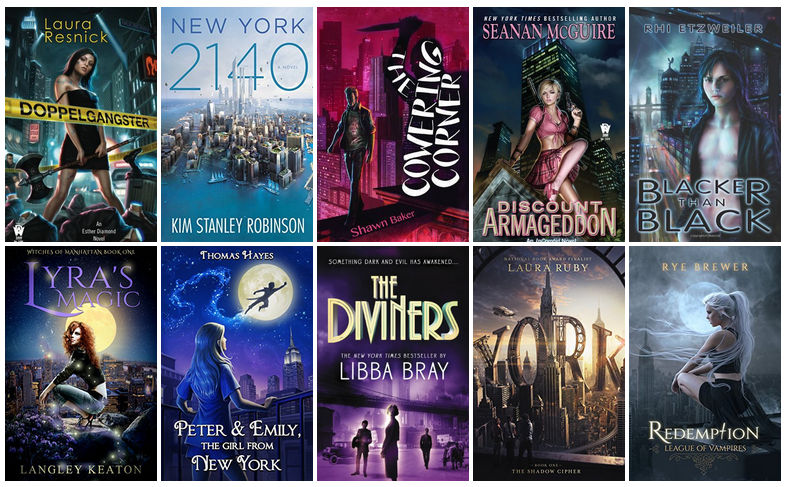 Book Covers featuring New York City | reading, books, book covers, cover love, new york city