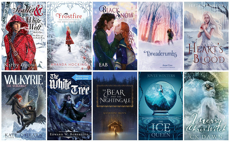 Book Covers featuring Snow | reading, books, book covers, cover love, snow