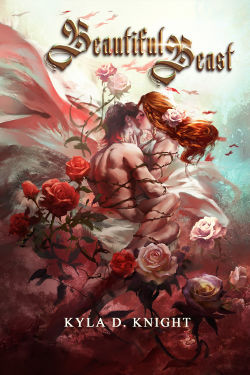 Book Review: Beautiful Beast by Kyla D. Knight | reading, books, book reviews, fantasy romance