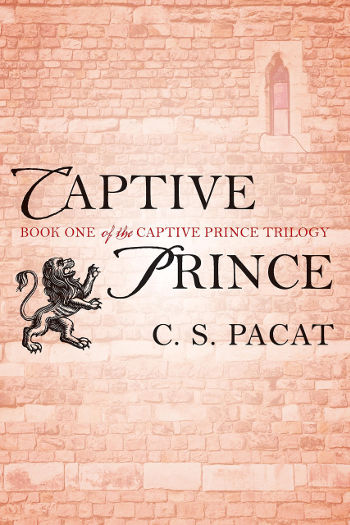 Book Review: Captive Prince (Captive Prince Trilogy Book 1) by C. S. Pacat | reading, books, book reviews, fantasy, high fantasy, lgbt