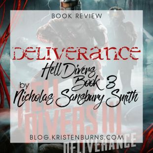 Book Review: Deliverance (Hell Divers Book 3) by Nicholas Sansbury Smith
