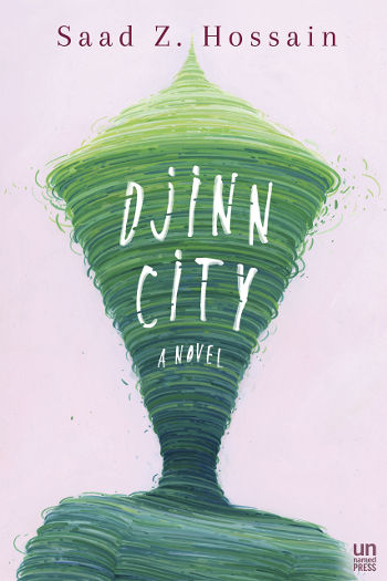Book Review: Djinn City by Saad Z. Hossain | reading, books, book reviews, paranormal/urban fantasy, djinns