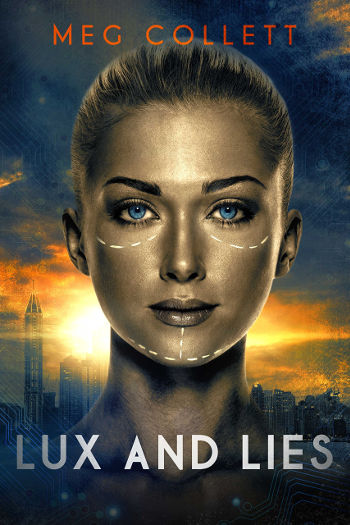 Book Review: Lux and Lies (Whitebird Chronicles Book 1) by Meg Collett   reading, books, book reviews, science fiction, dystopian, young adult