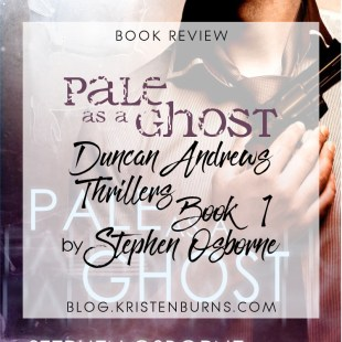 Book Review: Pale as a Ghost (Duncan Andrews Thrillers Book 1) by Stephen Osborne