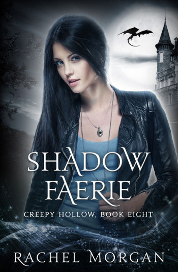 Book Review: Shadow Faerie (Creepy Hollow Book 8) by Rachel Morgan | reading, books, book reviews, fantasy, paranormal/urban fantasy, young adult, faeries