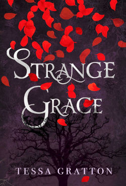 Book Review: Strange Grace by Tessa Gratton | reading, books, fantasy, young adult, lgbt+