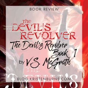 Book Review: The Devil's Revolver (The Devil's Revolver Book 1) by V.S. McGrath