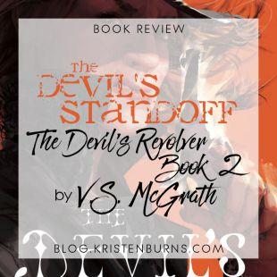 Book Review: The Devil's Standoff (The Devil's Revolver Book 2) by V.S. McGrath