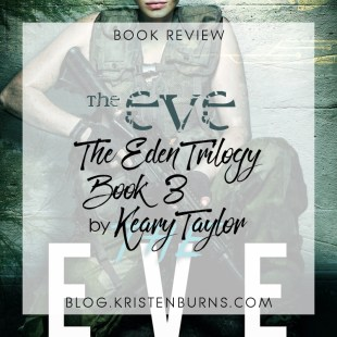 Book Review: The Eve (The Eden Trilogy Book 3) by Keary Taylor