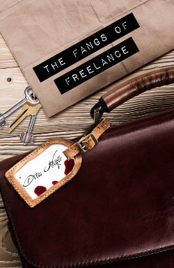 Book Review: The Fangs of Freelance (Fred, The Vampire Accountant Book 4) by Drew Hayes | reading, books, vampires
