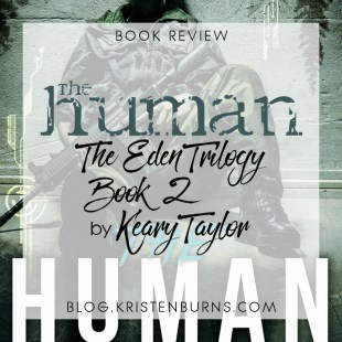 Book Review: The Human (The Eden Trilogy Book 2) by Keary Taylor