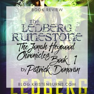 Book Review: The Ledberg Runestone (The Jonah Heywood Chronicles Book 1) by Patrick Donovan