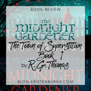 Book Review: The Midnight Gardener (The Town of Superstition Book 1) by R. G. Thomas
