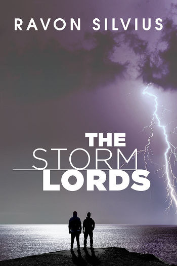 Book Review: The Storm Lords by Ravon Silvius | reading, books, book reviews, fantasy, high fantasy, lgbtqia, m/m