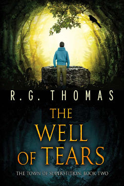 Book Review: The Well of Tears (The Town of Superstition Book 2) by R. G. Thomas | reading, books, middle grade, young adult, gnomes, lgbt+