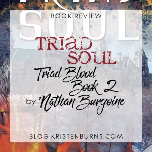 Book Review: Triad Soul (Triad Blood Book 2) by 'Nathan Burgoine