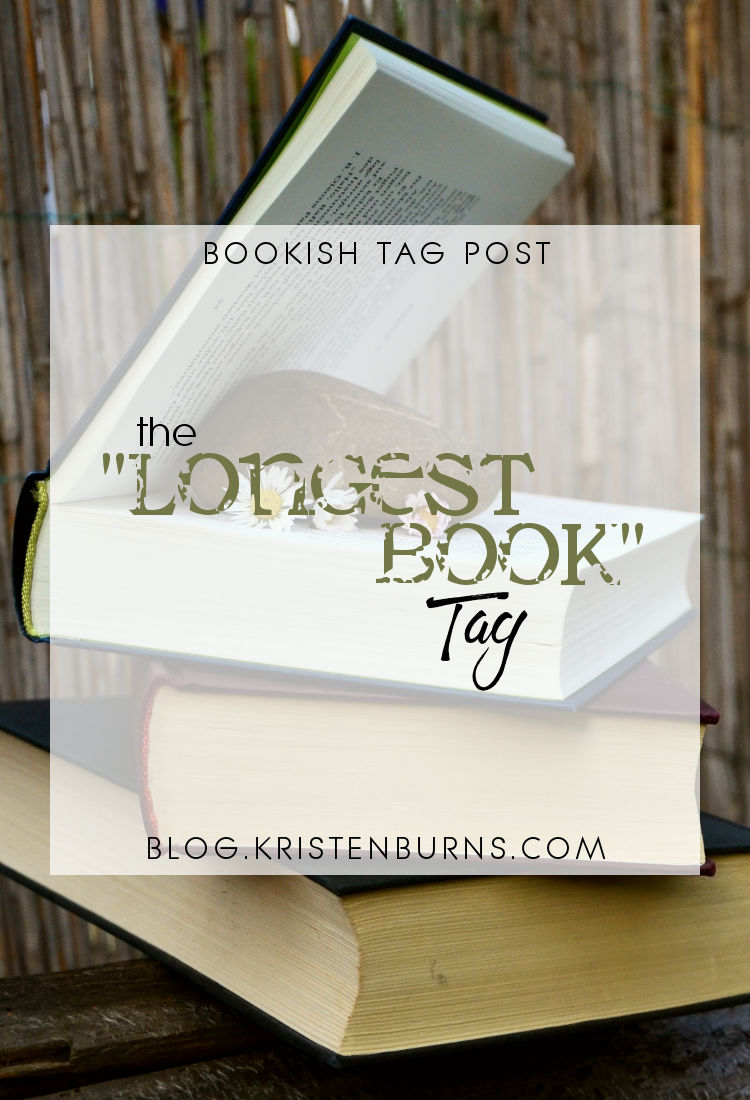 Bookish Tag Post: The