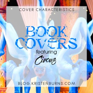 Cover Characteristics: Book Covers featuring Circus