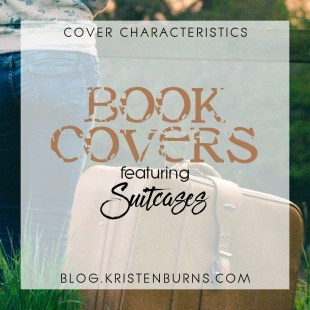 Cover Characteristics: Book Cover featuring Suitcases