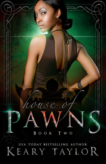 Book Review: House of Pawns (House of Royals Book 2) by Keary Taylor | reading, books, book reviews, fantasy, urban fantasy, new adult, vampires