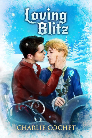 Mini Review: Loving Blitz (North Pole City Tales Book 4) by Charlie Cochet | reading, books, book review, fantasy, christmas, lgbt