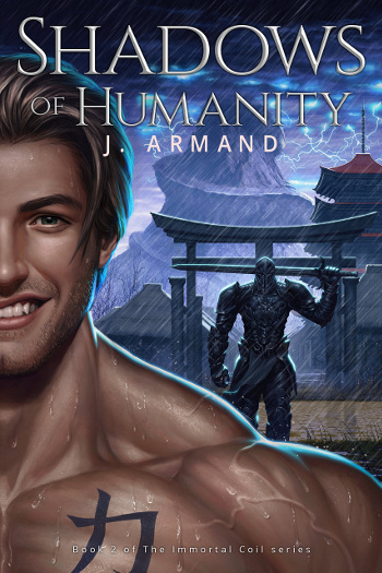 Author Chat + Giveaway: Interview with J. Armand + Win a Signed Paperback of The Immortal Coil! | reading, books, giveaways, fantasy, urban fantasy, lgbt