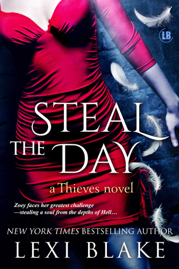 4 Star Book Review: Steal the Day (Thieves Book 2) by Lexi Blake | books, reading, book reviews, book covers, fantasy, paranormal romance, urban fantasy, vampires, faeries, werewolves, demons