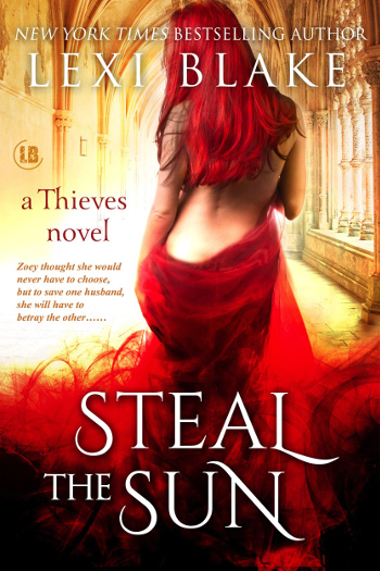 4 Star Book Review: Steal the Sun (Thieves Book 4) by Lexi Blake | books, reading, book reviews, book covers, fantasy, paranormal romance, urban fantasy, vampires, faeries, werewolves