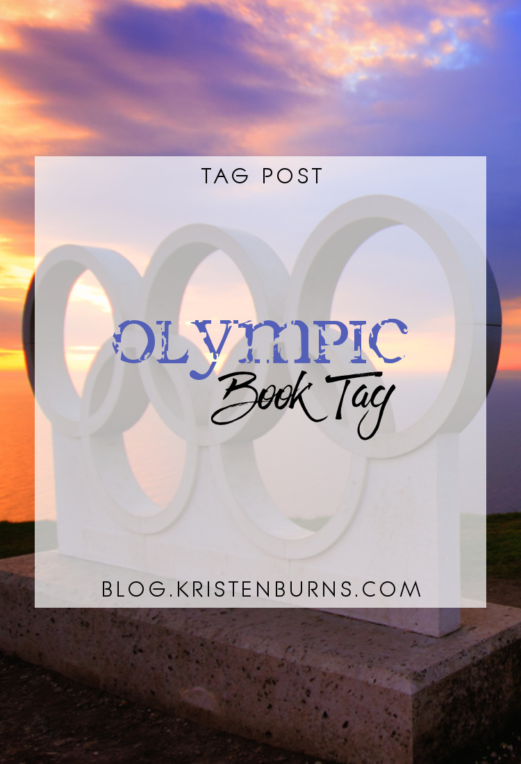 Tag Post: Olympic Book Tag | reading, books, book tag