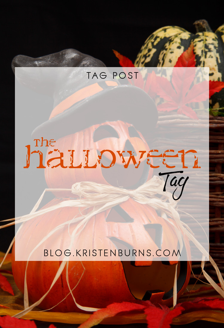 Tag Post: The Halloween Tag