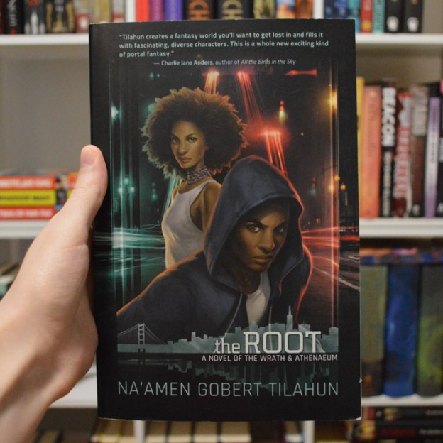 The Root by Na'amen Gobert Tilahun