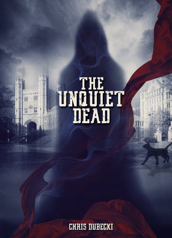 Book Review: The Unquiet Dead by Chris Dubecki | reading, books, book reviews, fantasy, urban fantasy, necromancers